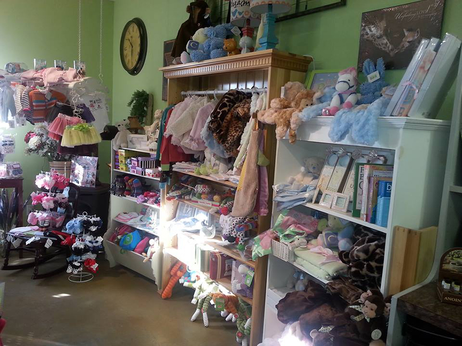 Alive & Well Baby Clothing and Toys
